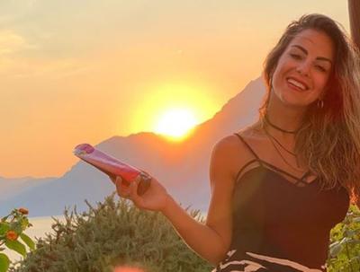 Emotivo video con el que Maga Páez anunció su embarazo