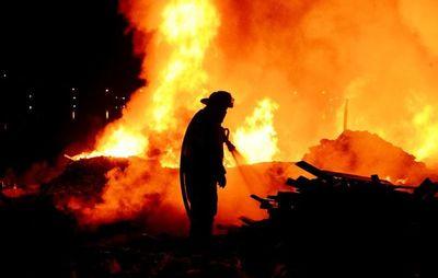 Incendios generan invasión de moscas y conjuntivitis
