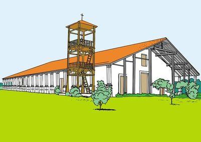 Los franciscanos en el Paraguay