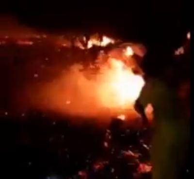 Reportan cuatro focos de incendio en Paraguarí