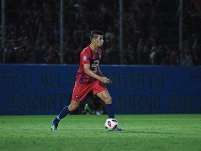 Topo Cáceres volvió luego de 5 meses