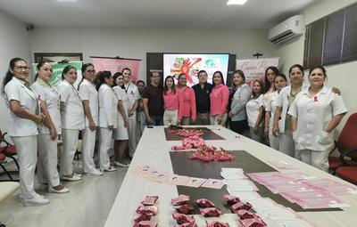 """""""Causa Rosa"""": Apuntan a la prevención y detección temprana del cáncer de mama"""