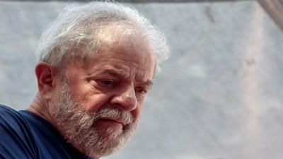 "Lula da Silva rechazó la libertad condicional: ""No cambio mi dignidad por mi libertad"""