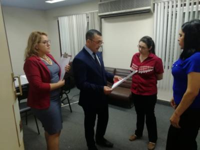 Fiscalía allana el Indert por presunto pedido de coima