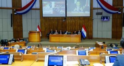 Ministerio de Desarrollo Social presentó proyecto de ampliación de presupuesto 2020 ante la Bicameral