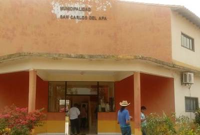 San Carlos del Apa: jardinero municipal firmaba cheques de la comuna desde noviembre de 2018