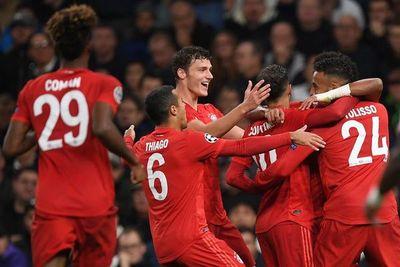 Bayern Múnich golea 7-2 al Tottenham