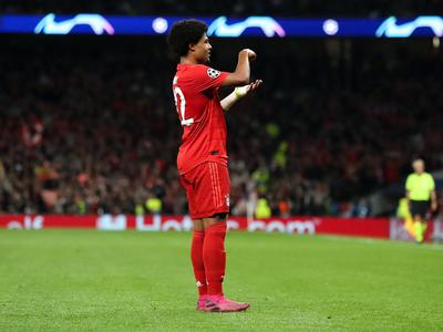 Bayern Múnich le hace siete al Tottenham en Londres