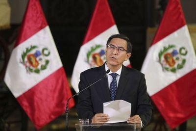 Disolución del Congreso en Perú afianza el poder del presidente Vizcarra