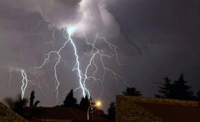 HOY / Anuncian lluvias intensas y tormentas en gran parte de región Oriental y bajo Chaco