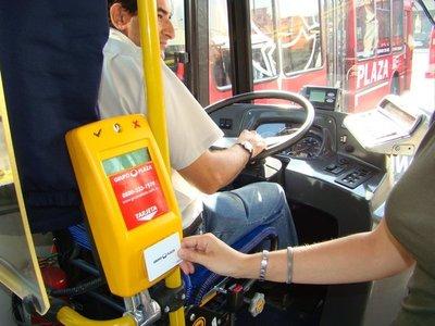 Desde el 23 de octubre funcionará billetaje electrónico en 800 buses