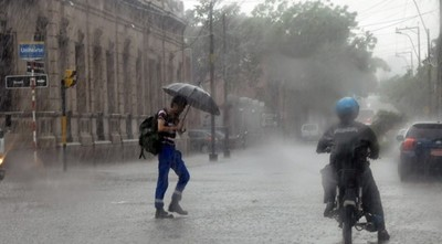 Meteorología anuncia lluvias para este miércoles