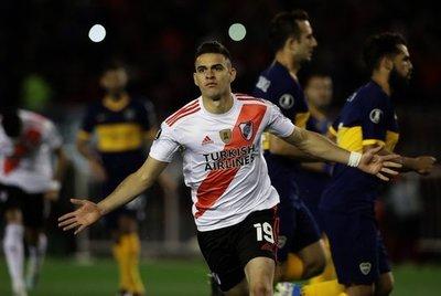 River se impuso nuevamente ante Boca Juniors y puso un pie en la final