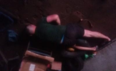 Gomero murió asfixiado al dejar su vehículo encendido