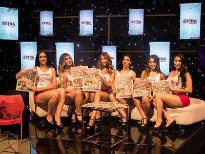 ¡Seis cueronas sueñan  ser la CHICA EXTRA y participar en el BAILA!