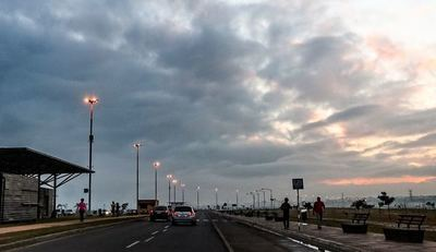 Sin lluvias importantes pero con descenso de temperaturas, según Meteorología