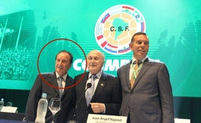 HOY / Eugenio Figueredo, expresidente de la CONMEBOL, inhabilitado de por vida