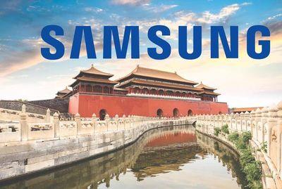 Samsung deja de fabricar teléfonos móviles en China