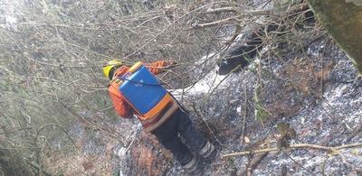 Incendios forestales: Bomberos de Caaguazú ruegan no quemar basura y pastizales