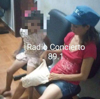Arrestan a mujer tras brutal golpiza a su hija de 9 años
