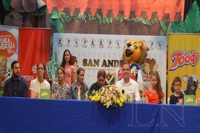 San Andrés lanzó su InterKinder