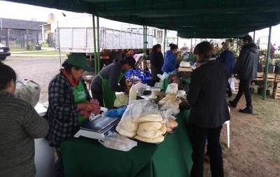 Feria granjera este jueves y viernes en la Costanera de Asunción