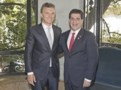 Senado ratifica acuerdo Cartes-Macri sobre Yacyretá