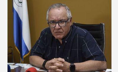 """Mario Abdo pide al titular del Indert """"ponerse a disposición"""" de Fiscalía"""