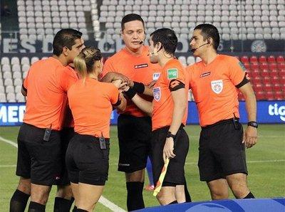 Ya están los árbitros para la fecha 13 del Clausura