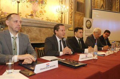 Se inicia XIV Congreso Iberoamericano de Derecho Privado