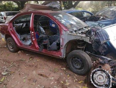 Vendedor recuperó su vehículo que le robaron hace dos años