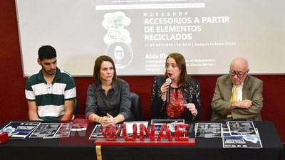 INVITAN AL I CONGRESO DE CIENCIA, ARTE Y TECNOLOGÍA EN LA UNAE