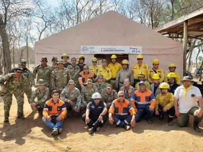 Fuerzas Armadas en alerta para continuar con la lucha contra incendios forestales