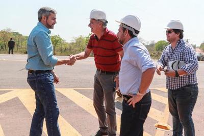 Gobierno inaugura obras viales que benefician a más de 10 mil habitantes de la zona norte