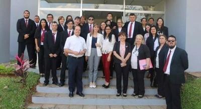 El MTESS brindará capacitaciones en el Parque Logístico de la empresa Nuestra Señora de la Asunción