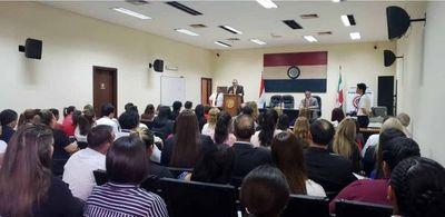 Magistrada dictó charla sobre Etapa de Ejecución Penal