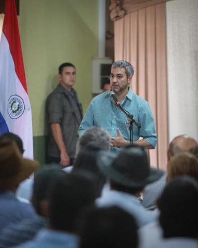 Jefe de Estado destaca que obras en zona norte potenciarán competitividad de la región