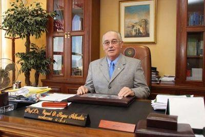 Medidas alternativas a la prisión para exministro de la Corte Óscar Bajac
