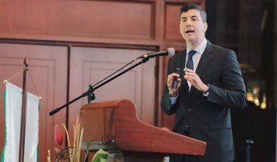 """Santi Peña: """"Hay que esperar que termine este Gobierno, se vienen tiempos difíciles"""""""