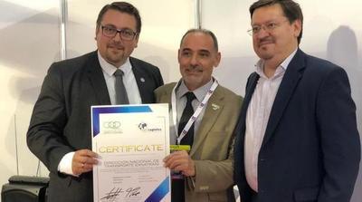 """Dinatran se compromete a aplicar criterios de regulación de """"logística justa"""" mediante certificación internacional"""