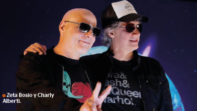 Soda Stereo vuelve con gira latinoamericana