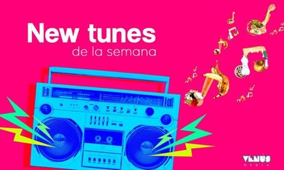 NEW TUNES DE LA SEMANA 04/10/19