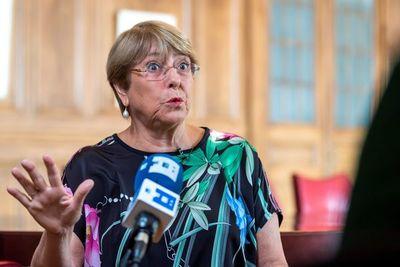 Bachelet insta a Malasia retirar leyes que coartan la libertad de expresión