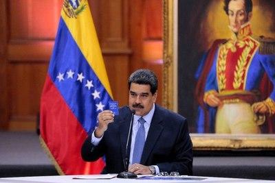 Huertos y gallineros escolares, la propuesta de Maduro para enfrentar crisis · Radio Monumental 1080 AM