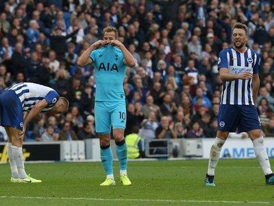 El Tottenham es goleado por el Brighton y sigue en caída libre