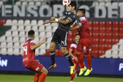 Garnero alcanza una marca en el duelo Olimpia-Nacional