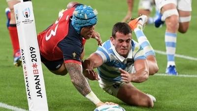 HOY / Inglaterra despide a Argentina del Mundial de rugby