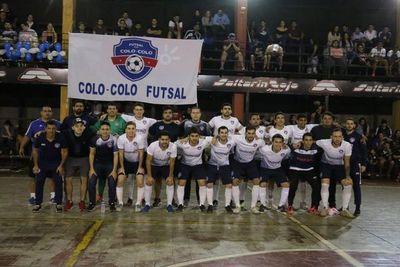 San Cristóbal y Colo Colo, finalistas y ascenso