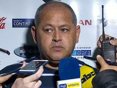 Francisco Arce habló de lo que fue la derrota