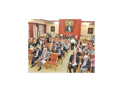 Abdistas retornan de a poco a las sesiones de la ANR